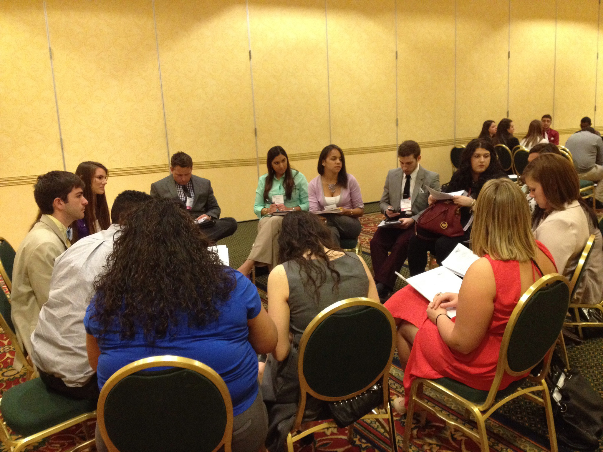 The PRSSA 2013 National Assembly Taught Me …