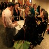 Attendees networking at the PRSSA 2012 National Conference.