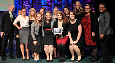 """Applying for PRSSA Chapter Awards – Tips from the 2012 """"Outstanding Chapter"""""""