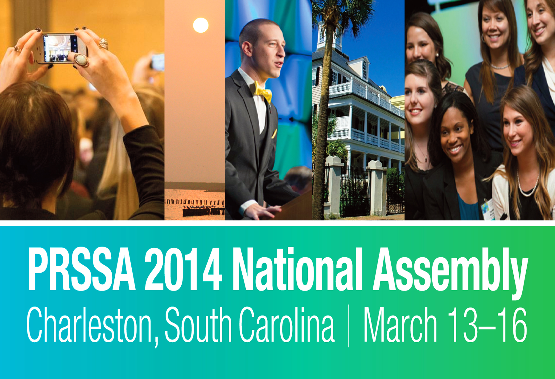 Why You Should Attend the PRSSA 2014 National Assembly