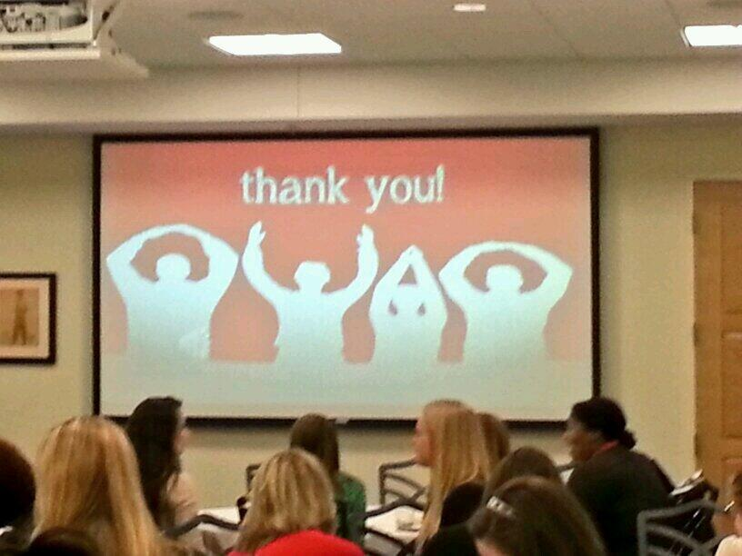 InsPiRation: Looking Ahead to the Future of Public Relations (PRSSA 2014 Regional Conference)