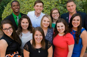 The 2015-2016 PRSSA National Committee.