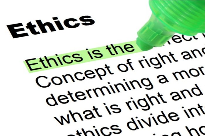 the importance of the code of ethics in public relations How important is ethics to you in your public relations practices    what is the importance of ethics and law in the practice of public relations.