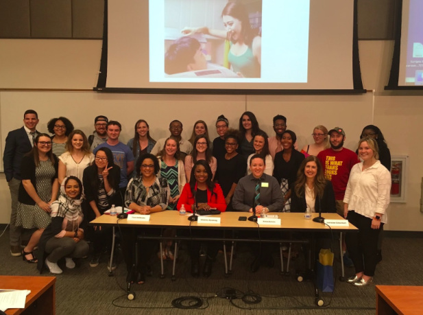 What Diversity on Campus Means to You: Kent State PRSSA