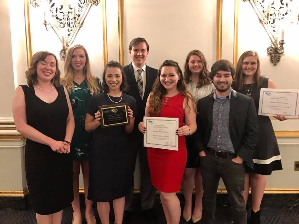 Dr. F.H. Teahan Award for PRSA/ PRSSA Relationship