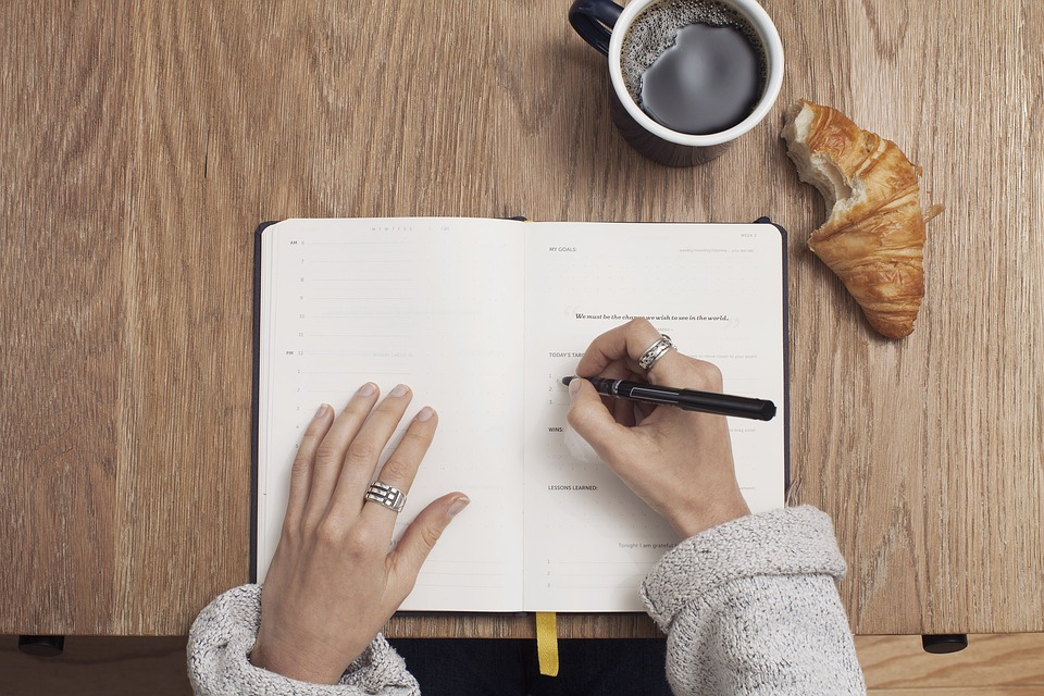 Tips to Tackle Writer's Block