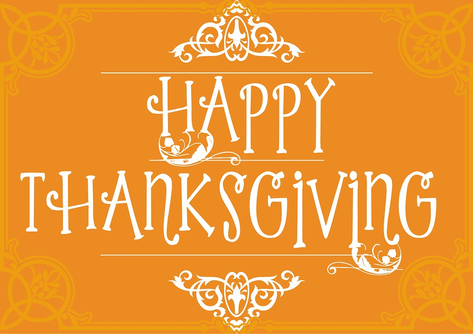 Four Reasons to Be Thankful for PRSSA
