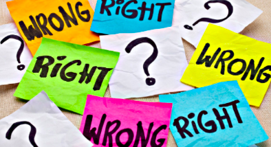 Saying 'No' to the Boss: Building Your Ethics Portfolio
