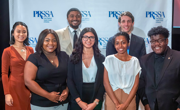 PRSSANC 2018: Experience in PR and Life