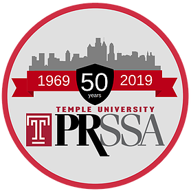 Celebrating Temple PRSSA's 50th Anniversary