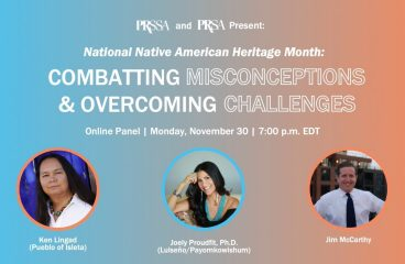 Student Insight- PRSSA Celebrates National Native American Heritage Month