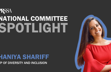 National Committee Spotlight: Diversity and Inclusion