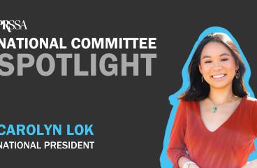 National Committee Spotlight: National President