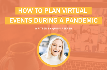 How to Plan Virtual Events During a Pandemic
