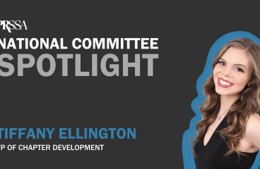 National Committee Spotlight: Chapter Development