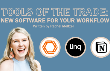 Tools of the Trade: New Software for your Workflow