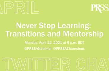 April Twitter Chat Recap: #NeverStopLearning