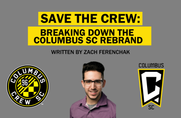 Save The Crew: Breaking Down the Columbus SC Rebrand