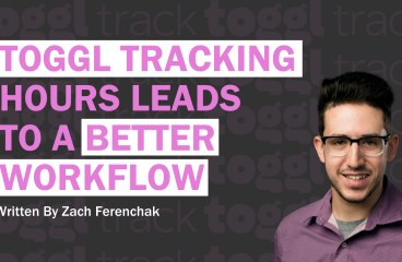 Toggl Tracking Hours Leads to a Better Workflow