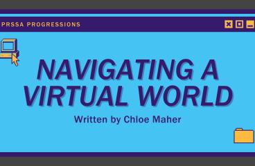 Navigating A Virtual World