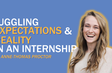 Juggling Expectations and Reality in an Internship