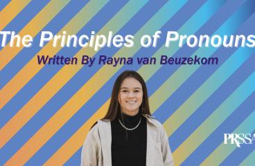 The Principles of Pronouns