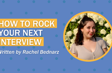 How to Rock Your Next Interview