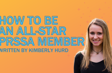 How to Be An All-Star PRSSA Member
