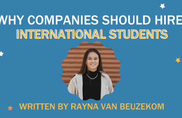 Why Companies Should Hire International Students
